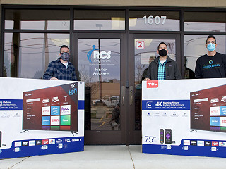 FifthColor donating TVs to RCS Empowers